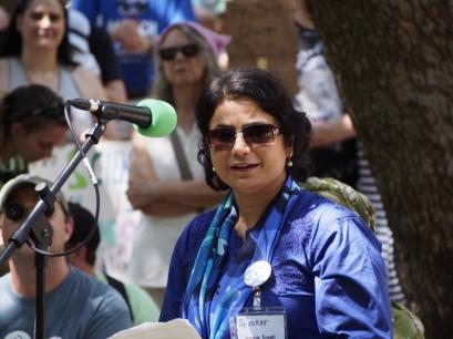 Speaker Dr. Seema Singh